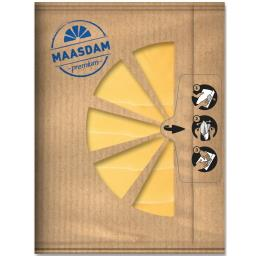 Ser Maasdam plastry 150g