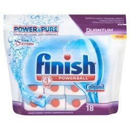 Powerball Quantum Power & Pure Kapsułki do mycia nac...