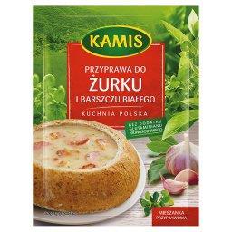 Kuchnia polska Przyprawa do żurku i barszczu białego Mieszanka przyprawowa