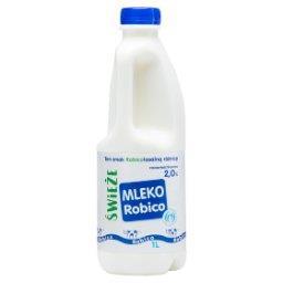 Świeże mleko 2,0% 1 l