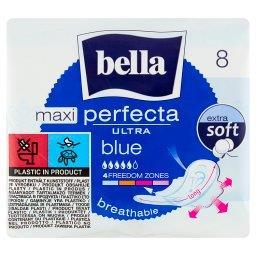 Perfecta Ultra Maxi Blue Podpaski higieniczne 8 sztu...