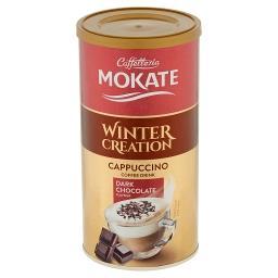 Caffetteria Winter Creation Napój kawowy w proszku o smaku ciemnej czekolady