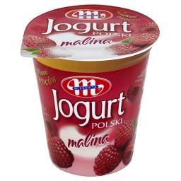 Jogurt Polski malina