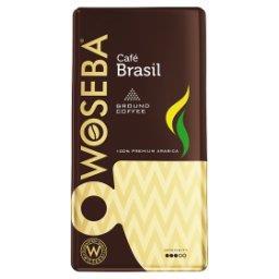 Café Brasil Kawa palona mielona