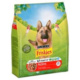 Vitafit Active Karma dla psów z wołowiną