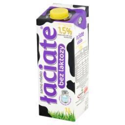 Mleko UHT bez laktozy 1,5%