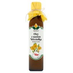 Olej z nasion wiesiołka tłoczony na zimno
