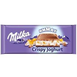 Mmmax Czekolada mleczna Crispy Joghurt