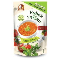 Kubek pełen smaku Pomidorowa z makaronem