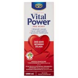 Vital Power Pro Hearth Suplement diety