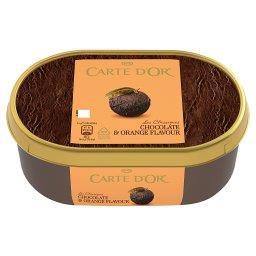 Lody czekoladowe z pomarańczową nutą 1000 ml