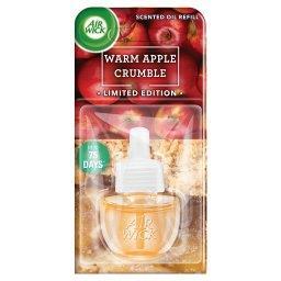 Pieczone jabłko z cynamonem Wkład do elektrycznego o...