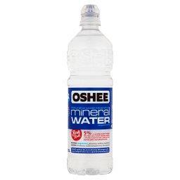 Naturalna woda mineralna niegazowana 0,75 l