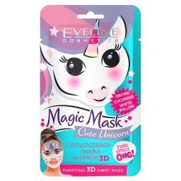 Magic Mask Cute Unicorn Oczyszczająca maska w płachc...