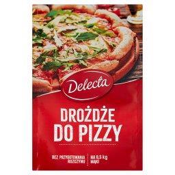 Drożdże do pizzy