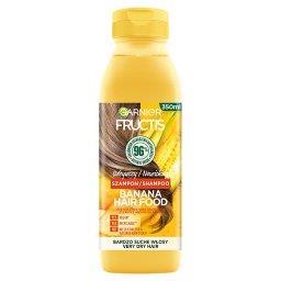 Fructis Banana Hair Food Szampon odżywczy 350 ml