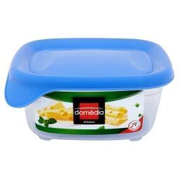 Pojemnik do żywności kwadratowy 0,25 l