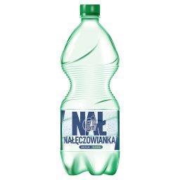 Naturalna woda mineralna gazowana 1 l