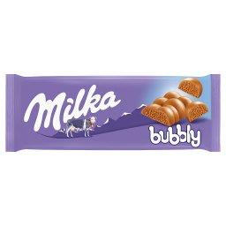 Czekolada mleczna Bubbly