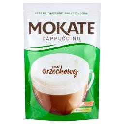 Cappuccino smak orzechowy