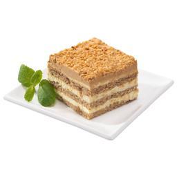 Ciasto orzechowiec opakowanie około 500g