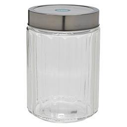 Pojemnik szklany z przezroczystą pokrywką 1000 ml pr...
