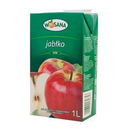 Sok jabłkowy 1l