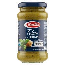 Pesto alla Genovese Sos do makaronu z bazylią 190 g