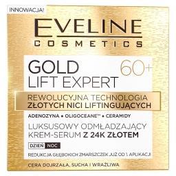 GOLD LIFT EXPERT Luksusowy odmładzający krem-serum z...