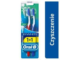 Advantage 3DWhite Szczoteczka manualna do zębów, śre...
