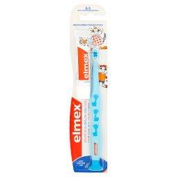Szczoteczka do zębów dla dzieci 0-3 lat miękka i Pas...