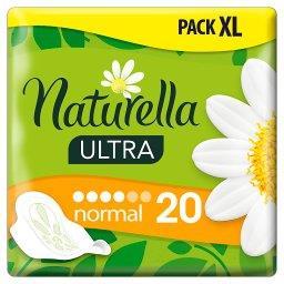 Ultra Normal Camomile Podpaski zeskrzydełkami x20