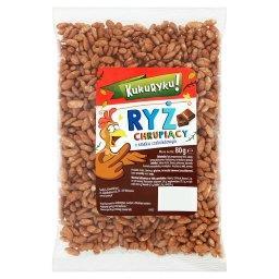 Kukuryku! Ryż chrupiący o smaku czekoladowym