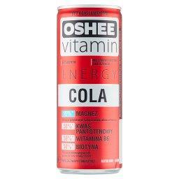 Energy Cola Napój gazowany o smaku coli