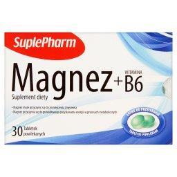 Magnez + witamina B6 Suplement diety