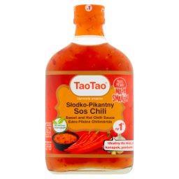 Sos chili słodko-pikantny