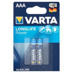 Longlife Power AAA LR03 1,5 V Bateria alkaliczna 2 s...