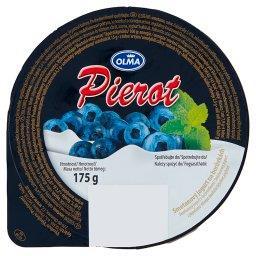Pierot Śmietankowy jogurt z jagodami