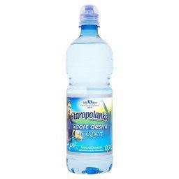 Plus Niegazowana naturalna woda mineralna średniozmineralizowana 0,7 l