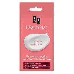 Beauty Bar kremowa maska przeciwzmarszczkowa 8 ml