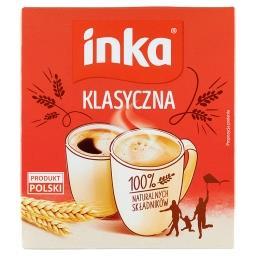 Rozpuszczalna kawa zbożowa klasyczna