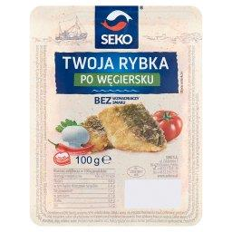 Twoja rybka po węgiersku