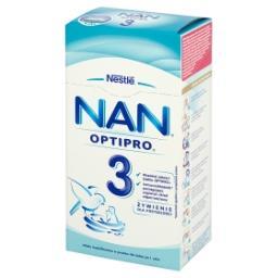 3 Mleko modyfikowane w proszku dla dzieci po 1. roku