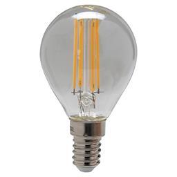 Żarówka dekoracyjna LED 4,3W =40W E14 kulka 2700K re...