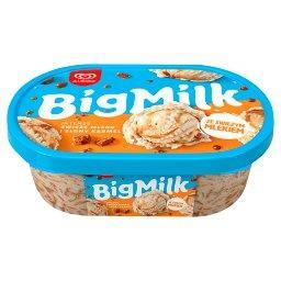 Intense Lody świeże mleko i słony karmel