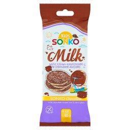 Kids Wafle ryżowo-kukurydziane w czekoladzie mleczne...