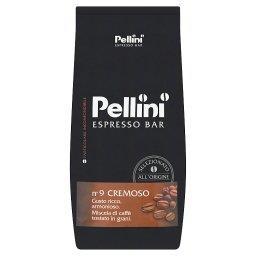 Espresso Bar No. 9 Cremoso Mieszanka palonych ziaren kawy