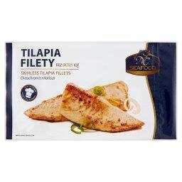 Tilapia filety bez skóry