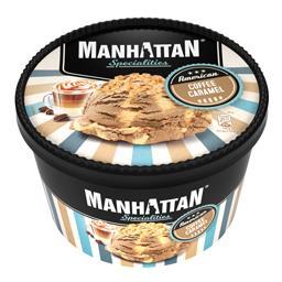 Lody Manhattan Specialities Caramel Coffee 1l