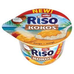 Riso Kokos mango Deser mleczno-ryżowy